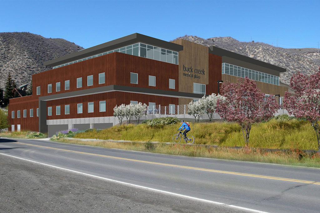NexCore Group Breaks Ground on 50,000 SF Outpatient Center in Avon, CO