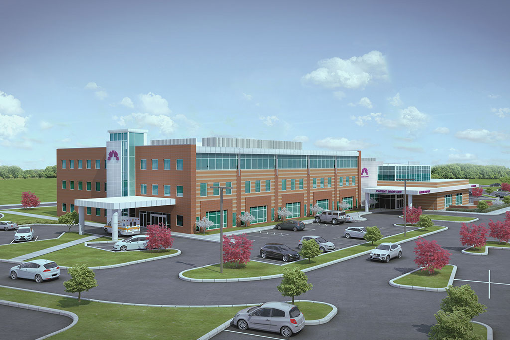 NexCore Breaks Ground on 130,000 SF Fitness & Health Facility in Orange Township, OH