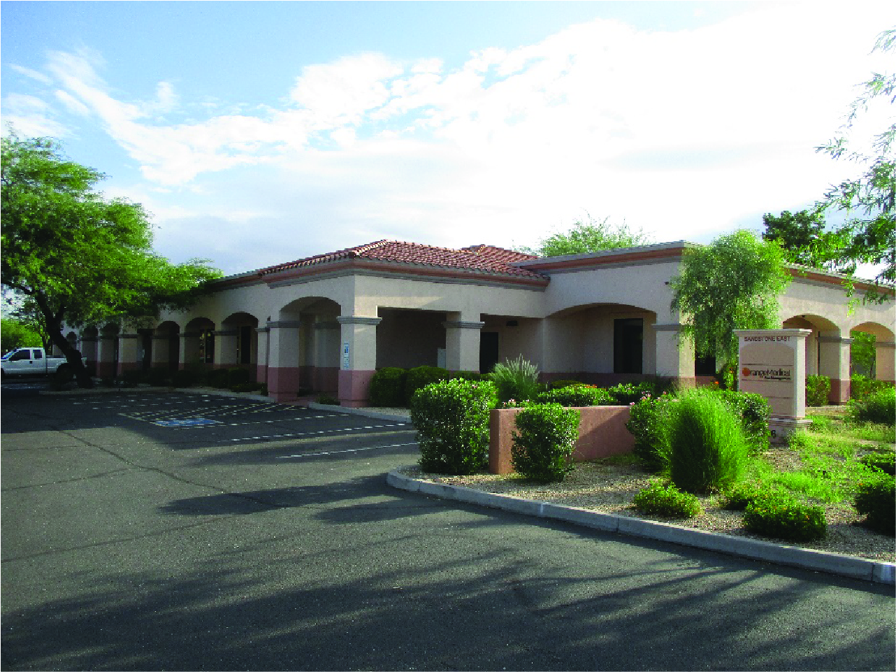 Harrison Street and NexCore Group Acquire Ambulatory Surgery Center property in Mesa, Ariz.