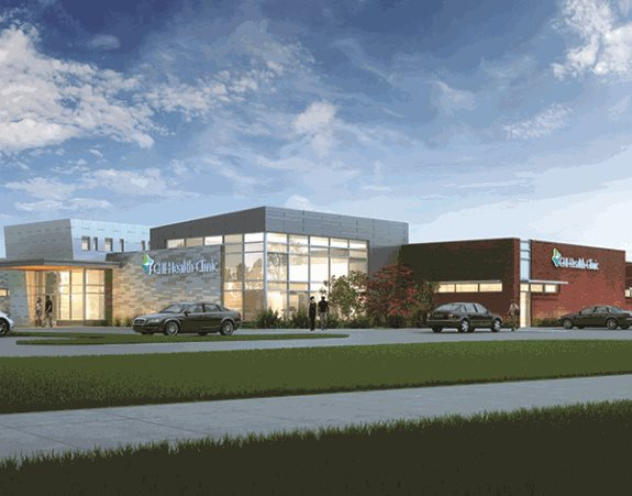 NexCore Group wins HREI Insights Award™ for innovative new CHI Health Clinic Valley View