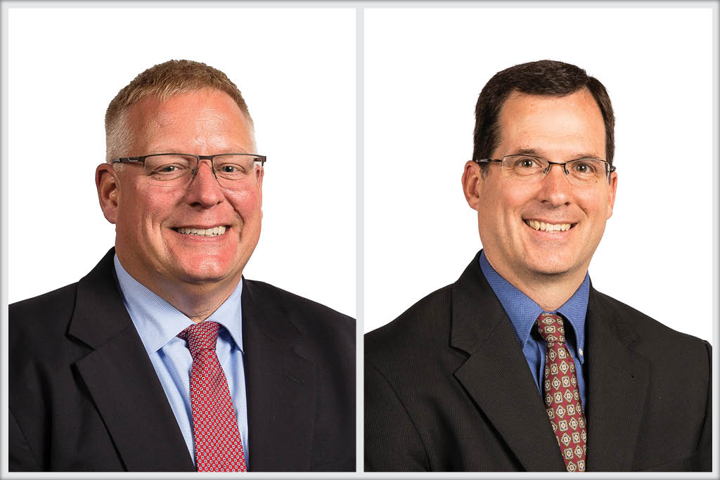 NexCore Group Adds Rob Stieg and Kyle Robbins to its Design & Construction Team