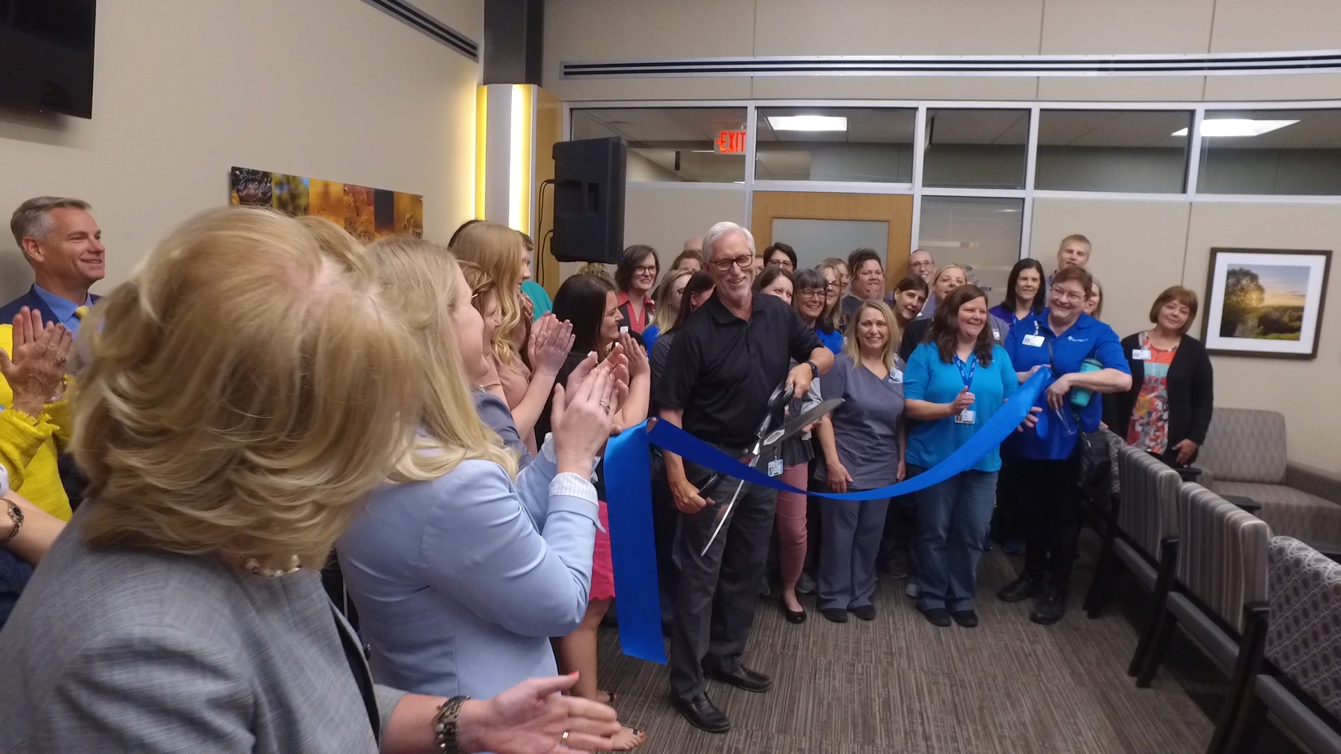 NexCore Group Celebrates Grand Opening of Innovative CHI Health Clinic Valley View