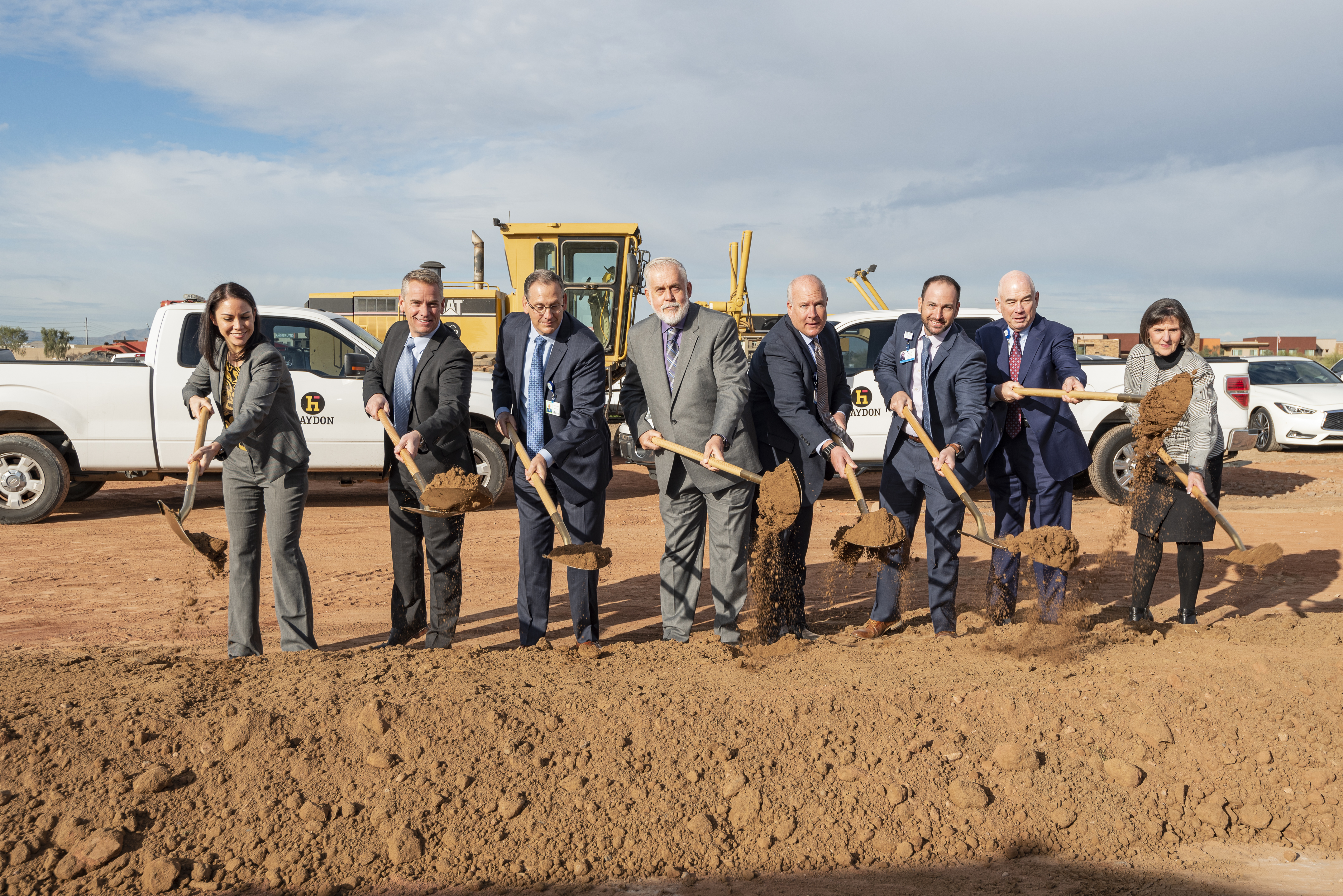 NexCore Group Breaks Ground on Banner Health Center, a Multispecialty MOB in Glendale, Ariz.