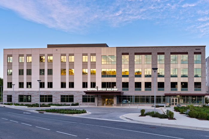 NexCore Completes Development of the Medical Office Building at Holy Cross Germantown Hospital