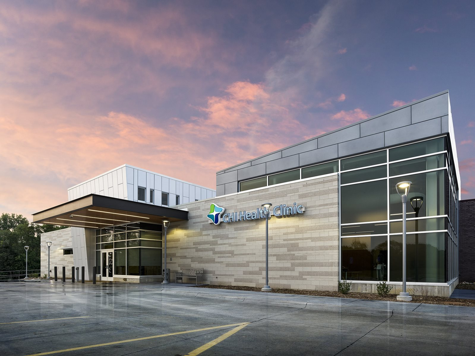 NexCore Announces Opening of CHI Health Clinic Millard in the SW Omaha metro