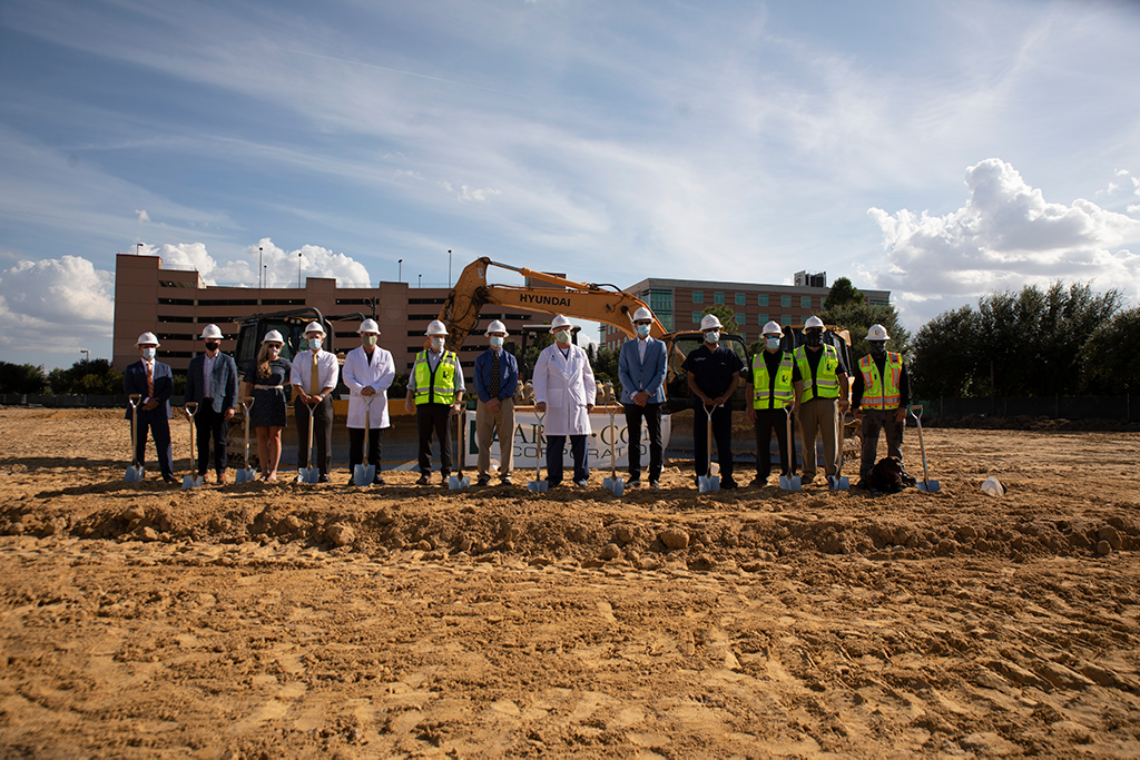 NexCore and North Cypress Land Venture Physician Group Celebrate Groundbreaking of a New MOB in Cypress, Texas