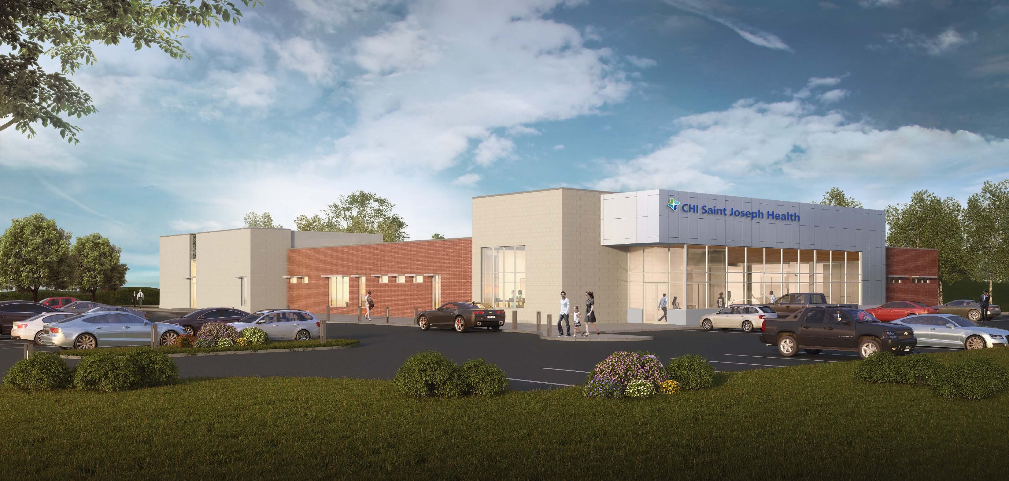 NexCore Group breaks ground on CHI Saint Joseph Health Winchester MOB