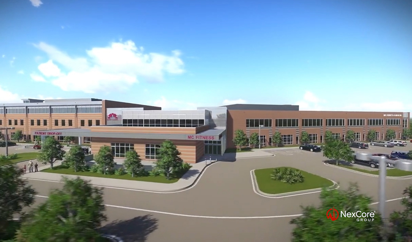 Delivering the First Comprehensive Neighborhood Outpatient Center with Integrated Medical Fitness in Delaware County, OH