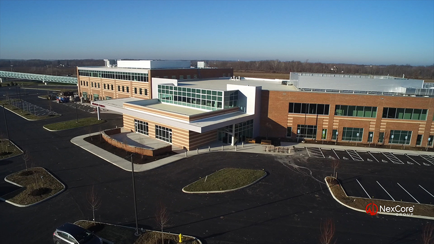 Tour Mount Carmel Lewis Center, a New Product Type for the Delaware County, Ohio Market