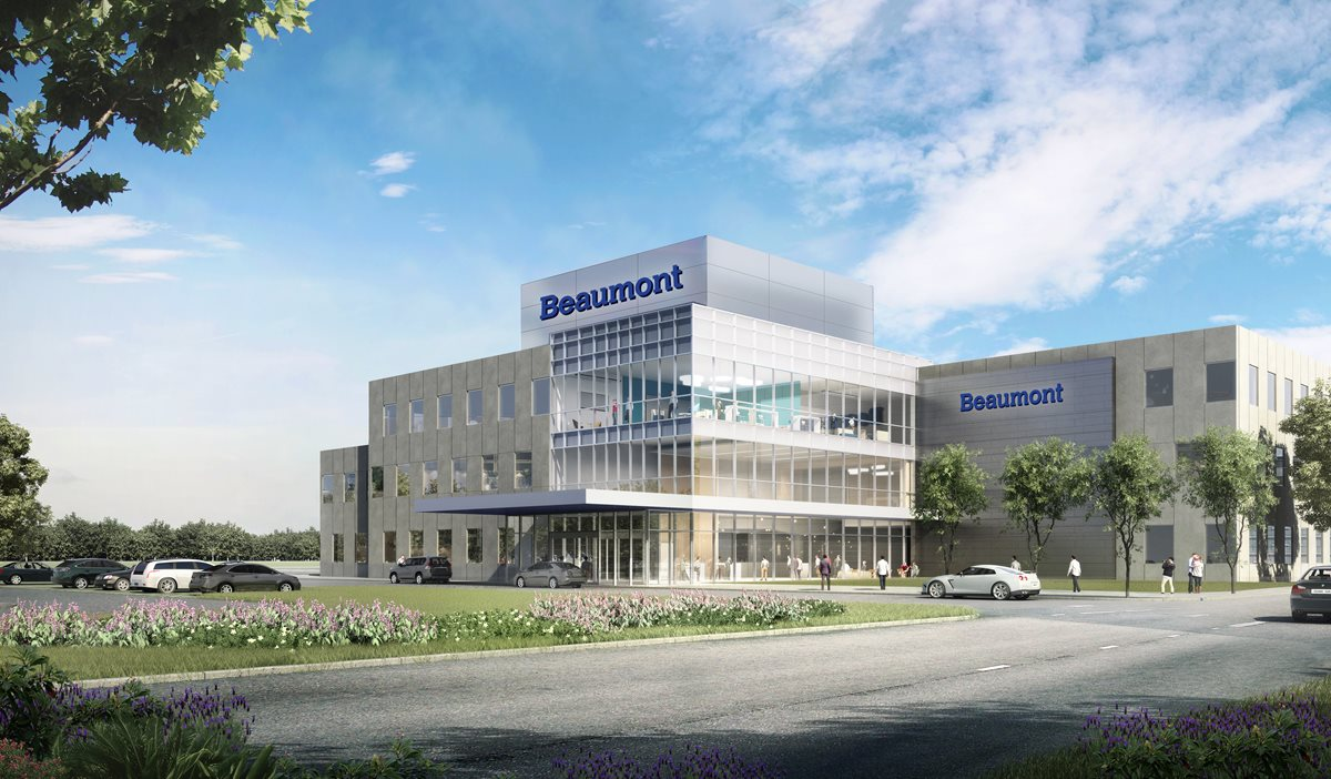 Beaumont Health reveals location for Macomb County outpatient center